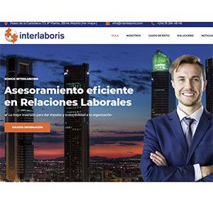 Presentamos la nueva Web de Servicios en Relaciones Laborales - Interlaboris