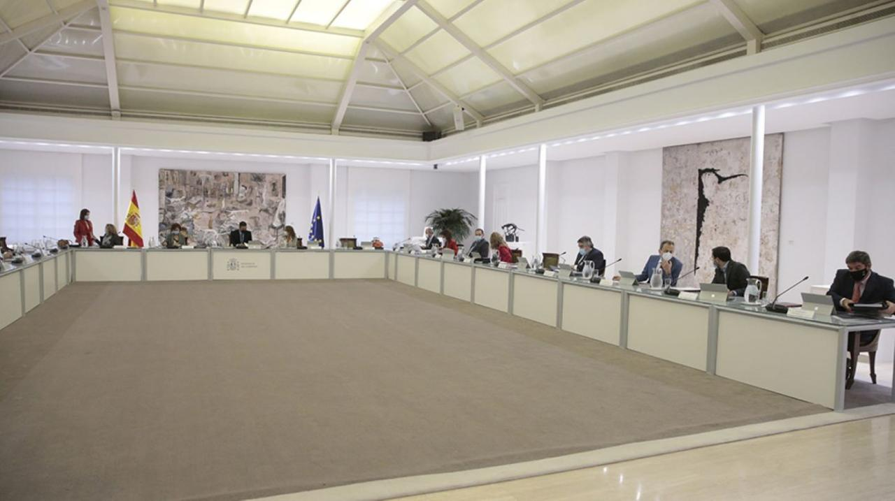 Consejo de Ministros prórroga ERTES