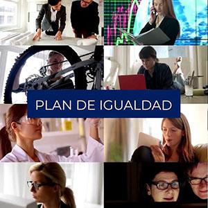 Vídeo Plan de igualdad: una tarea global