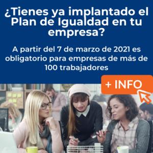 Plan de Igualdad para empresas Interlaboris