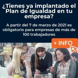Plan de Igualdad Interlaboris
