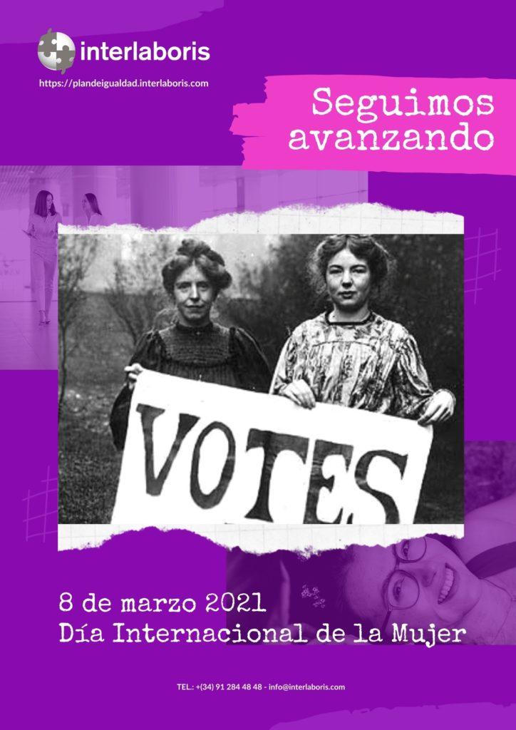 Día internacional de la mujer - Plan de Igualdad -Interlaboris